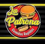 Logotipo La Patrona Comidas Rapidas