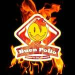 Logotipo Buen Pollo Suc. Santa Maria