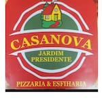 Logotipo Casa Nova Pizzaria