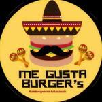 Logotipo Me Gusta Burger's