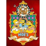 Logotipo Adega moe's beer