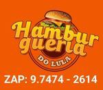 Logotipo Hamburgueria do Lula