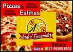 Logotipo André Fernandes Pizzas e Esfihas