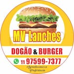 Logotipo Mv Lanches