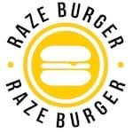 Logotipo Raze Burger