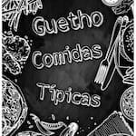 Logotipo Guetho Comidas Típicas