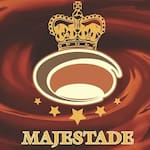 Logotipo Majestade Doces