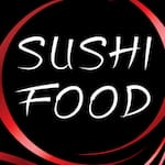 Logotipo Sushi Food - Sushi Por 1 Real