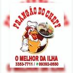 Logotipo Frangão do Cheff