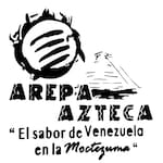 Logotipo Arepa Azteca