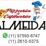 Logotipo Pizzaria e Esfiharia Almeida