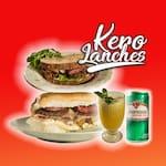 Logotipo Kero Lanches