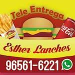 Logotipo Esther Lanches