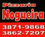 Logotipo Restaurante e Pizzaria Nogueira