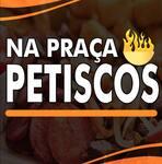 Logotipo Na Praça Petiscos