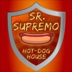 Logotipo Sr. Supremo Hot-dog