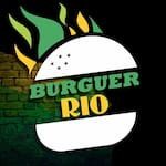 Logotipo Burguer Rio