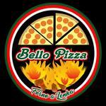 Logotipo Bello Pizza