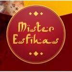 Logotipo Mister Esfihas - Nova Marabá