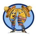 Logotipo Los Tacos Hermanos