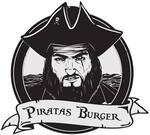 Logotipo Piratas Burger