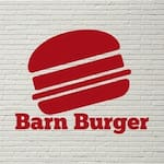Logotipo Barn Burger Artesanal