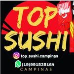 Logotipo Top Sushi