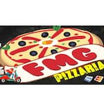 Logotipo Pizzaria Fmg