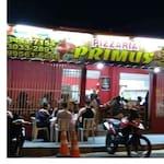 Logotipo Pizzaria Primus
