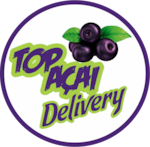 Logotipo Top Açaí