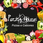 Logotipo Pizza House Pizzas e Calzones