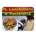 Logotipo Pl Lanchonete e Pastelaria