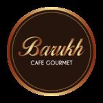 Logotipo Barukh café