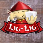 Logotipo Lig-lig - Lapa