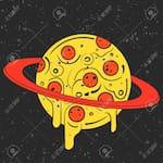 Logotipo Planeta Pizza