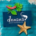 Logotipo Restaurante Donana Vilas