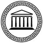Logotipo Olimpo - Pastéis & Lanches