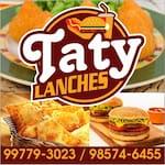 Logotipo Tatylanches, Pastelaria e Hambúrgueria
