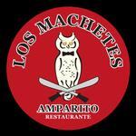 Logotipo Los Machetes Amparito - Obrera