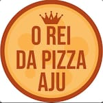 Logotipo O Rei da Pizza Aju