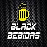 Logotipo Black Bebidas Mg