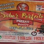 Logotipo Sabor Perfeito Pizzas