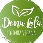 Logotipo Dona Lola Cozinha Vegana