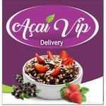 Logotipo Açaí Vip