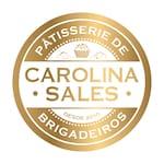 Logotipo Carolina Sales Patisserie de Brigadeiros