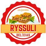Logotipo Ryssuli Delícias e Açaí