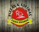 Logotipo Casa Grande Pizzaria & Esfiharia
