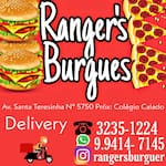 Logotipo Ranges Burguer