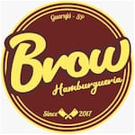 Logotipo Hamburgueria Brow