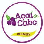 Logotipo Açaí  Du Cabo